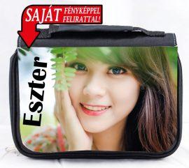 Egyedi, fényképes tisztálkodási táska