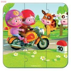 12db-os puzzle kisgyerekeknek