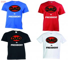 DAD for President!