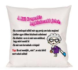 Párna - Nők öregedésének legbiztosabb jelei