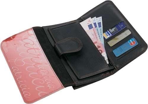 Női széles pénztárca - Ajándéktárgyak 056d4785bd
