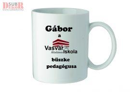 Bögre Vasvár Nevelő