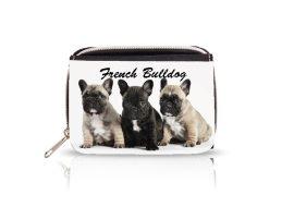 Pénztárca - Francia Bulldog kölykök