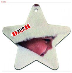 Csillag függődísz